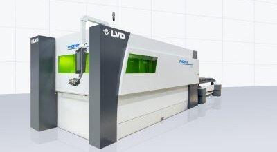 Nový laser LVD Phoenix FL-3015 6kW